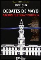 Debates de mayo - José Nun - Editorial Gedisa