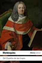 Del espíritu de las leyes - Charles de secondant Montesquieu - Alianza editorial