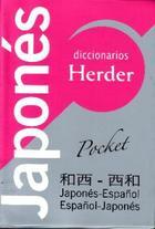 Diccionario Pocket Japonés - Junichi Matsuura - Herder