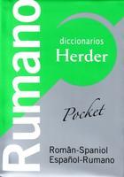 Diccionario Pocket Rumano - Joan Fontana - Herder