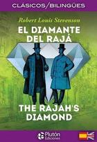 El diamante del Rajá. Bilingüe - Robert Louis Stevenson - Plutón
