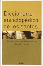 Diccionario enciclopédico de los santos - Walter Kasper - Herder