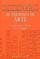 Diccionario de terminos de arte - Luis Monreal Tejada - Editorial Juventud