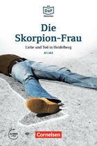 Die Skorpion-Frau A1/A2 Die DaF-Bibliothek -  AA.VV. - Lextra