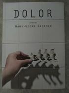 Dolor - Hans-Georg Gadamer - Paradiso Editores
