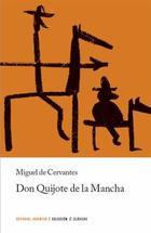Don quijote de la mancha - Miguel de Cervantes Saavedra - Editorial Juventud