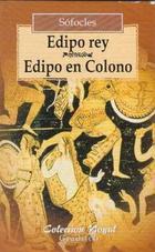 Edipo rey / Edipo en Colono -  Sófocles - Gradifco