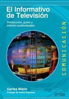 El Informativo de Televisión - Carles Marín - Editorial Gedisa