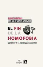 El fin de la homofobia - Marcos Paradinas - Catarata