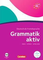 Grammatik aktiv A1 - B1 -  AA.VV. - Cornelsen