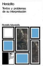 Heráclito - Martin Heidegger - El hilo de Ariadna