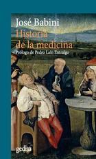 Historia de la medicina - José Babini - Editorial Gedisa