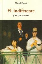 El Indiferente - Marcel Proust - Olañeta