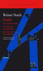 Kafka - Reiner Stach - Acantilado