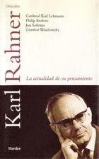 Karl Rahner - Karl Lehmann - Herder
