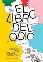 El libro de odio - Luis Mazón - Malpaso