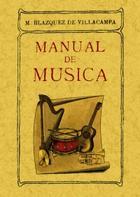 Manual de música - Blázquez de Villacampa - Maxtor