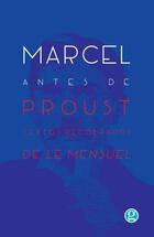 Marcel antes de Proust - Marcel Proust - Godot