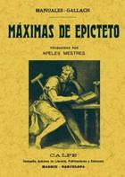 Máximas de Epicteto -  Epicteto - Maxtor