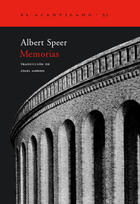 Memorias - Albert Speer - Acantilado