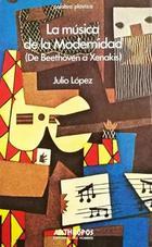 La música de la modernidad -  Julio López -  AA.VV. - Anthropos