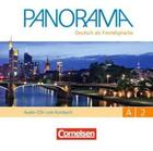 Panorama A2 CD-Audio -  AA.VV. - Cornelsen