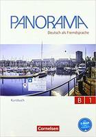 Panorama B1 Curso -  AA.VV. - Cornelsen