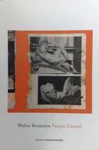 Parque Central - Walter Benjamin - Ediciones Metales pesados