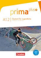 Prima Plus A1.2 Curso, Deutsch für Jugendliche -  AA.VV. - Cornelsen