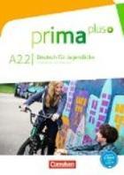 Prima Plus A2.2 Curso -  AA.VV. - Cornelsen