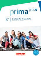 Prima Plus B1 Curso -  AA.VV. - Cornelsen