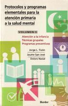Protocolos y programas elementales Tomo II - Jorge L. Tizón - Herder