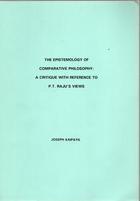 The Epistemology of Comparative Philosophy - Joseph Kaipayil - Otras editoriales