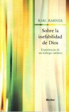 Sobre la inefabilidad de Dios - Karl Rahner - Herder