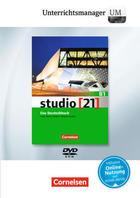 Studio 21 B1 DVD -  AA.VV. - Cornelsen