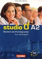 Studio d A2 - Libro de curso -  AA.VV. - Cornelsen