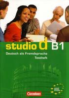 Studio d B1 - Testheft -  AA.VV. - Cornelsen