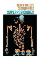 Superposiciones - Gilles Deleuze - Cactus