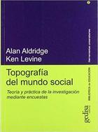 Topografía del mundo social -  AA.VV. - Editorial Gedisa