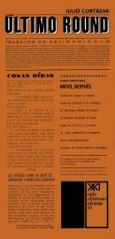 Último round - Julio Cortázar - Siglo XXI Editores