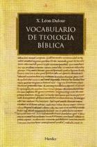 Vocabulario de teología bíblica - Xavier Léon-Dufour - Herder