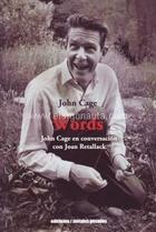 Words - John Cage - Ediciones Metales pesados
